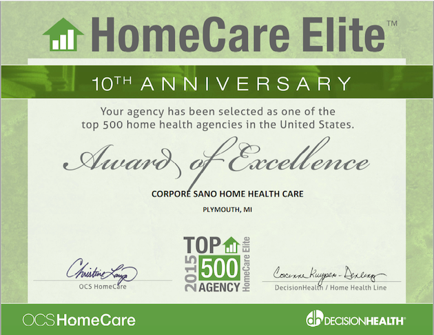 homecare elite 1